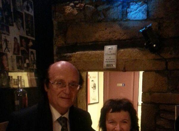 Marmor Voyant avec Anne Roumanoff