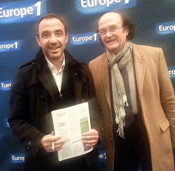Marmor Voyant avec Nikos Aliagas