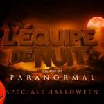 émission spéciale Halloween sur radio scoop