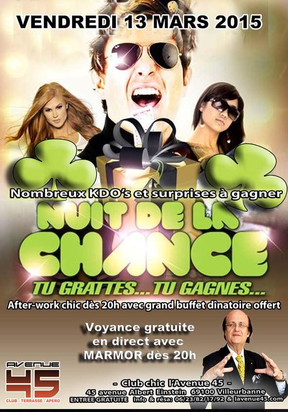 Voyance gratuite pour le vendredi 13 à Lyon