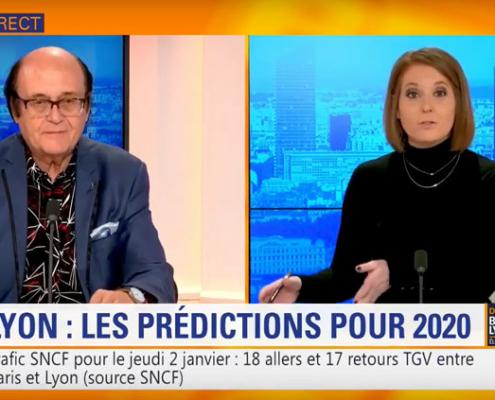 Prédictions 2020 de Marmor Voyant sur BFM Lyon